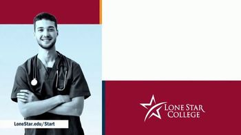 Lone Star College TV Spot, 'Not All Heroes Wear Capes: Healthcare Programs' - Thumbnail 5