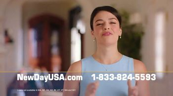 NewDay USA VA Streamline REFI TV Spot, 'Record Low Mortgage Rates' - Thumbnail 1