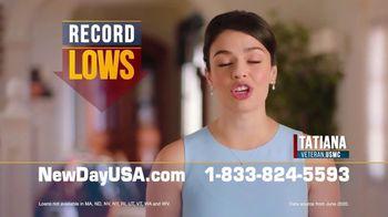 NewDay USA VA Streamline REFI TV Spot, 'Record Low Mortgage Rates' - Thumbnail 2