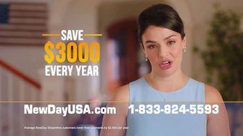 NewDay USA VA Streamline REFI TV Spot, 'Record Low Mortgage Rates' - Thumbnail 4