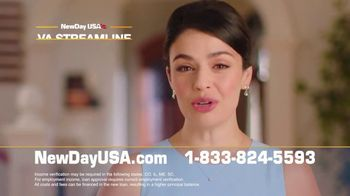 NewDay USA VA Streamline REFI TV Spot, 'Record Low Mortgage Rates' - Thumbnail 5