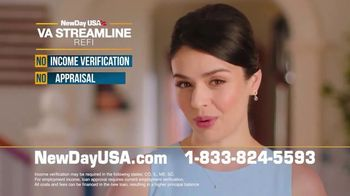 NewDay USA VA Streamline REFI TV Spot, 'Record Low Mortgage Rates' - Thumbnail 6