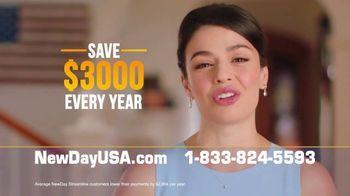 NewDay USA VA Streamline REFI TV Spot, 'Record Low Mortgage Rates' - Thumbnail 8