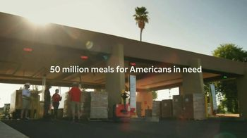 Wells Fargo TV Spot, 'Feeding America: The Year of the Unthinkable' - Thumbnail 6
