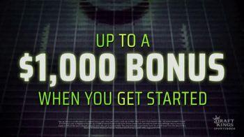 DraftKings Sportsbook TV Spot, 'The Land of Big League Bonuses'