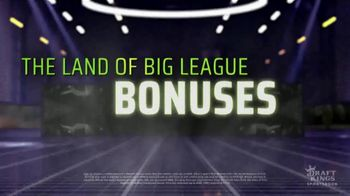 DraftKings Sportsbook TV Spot, 'The Land of Big League Bonuses' - Thumbnail 1