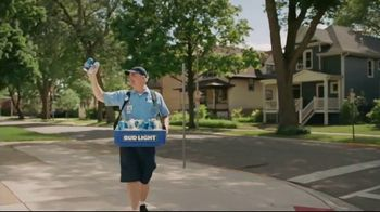 Bud Light TV Spot, 'Beer Vendor: Walk Sign' - Thumbnail 2
