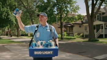 Bud Light TV Spot, 'Beer Vendor: Walk Sign'