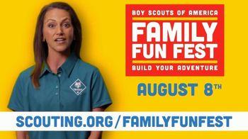 Boy Scouts of America TV Spot, 'Family Fun Fest' - Thumbnail 10