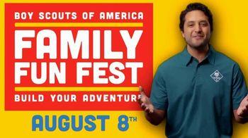 Boy Scouts of America TV Spot, 'Family Fun Fest' - Thumbnail 3