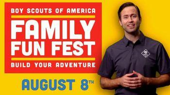 Boy Scouts of America TV Spot, 'Family Fun Fest' - Thumbnail 7