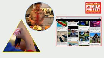 Boy Scouts of America TV Spot, 'Family Fun Fest' - Thumbnail 8