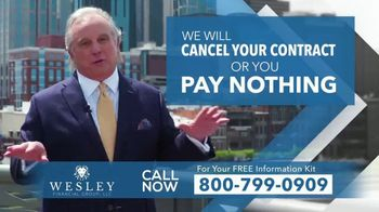 Wesley Financial Group TV Spot, 'Physical and Financial Health'