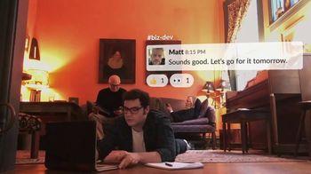 Slack TV Spot, 'You Got This' Song by Battles - Thumbnail 2