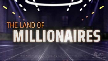 DraftKings TV Spot, 'The Land of Millionaires' - Thumbnail 1