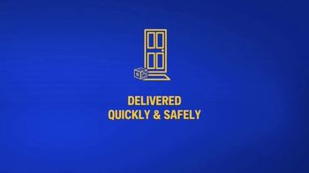 NAPA Auto Parts TV Spot, 'Quality Parts Delivered Quickly & Safely' - Thumbnail 7