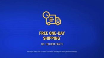 NAPA Auto Parts TV Spot, 'Quality Parts Delivered Quickly & Safely' - Thumbnail 5