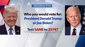 Newsmax TV Spot, 'Who Would You Vote For?' - Thumbnail 8