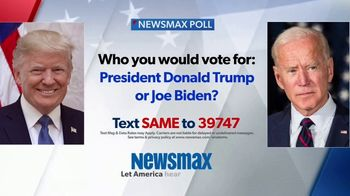Newsmax TV Spot, 'Who Would You Vote For?' - Thumbnail 9