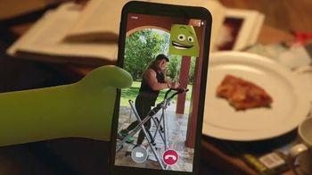 Cricket Wireless TV Spot, 'Couchersize: Nokia C2 TAVA' Featuring Tony Little - Thumbnail 1