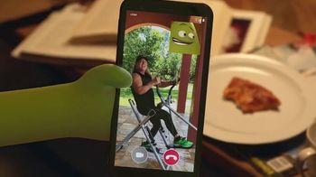 Cricket Wireless TV Spot, 'Couchersize: Nokia C2 TAVA' Featuring Tony Little - Thumbnail 2