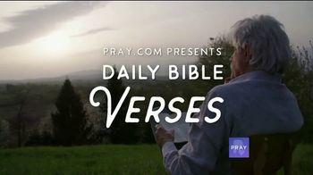 Pray, Inc. TV Spot, 'Daily Bible Verses'