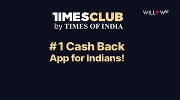 TimesClub App TV Spot, 'Cashback Deals' - Thumbnail 1