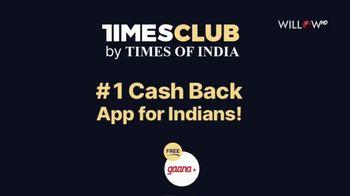 TimesClub App TV Spot, 'Cashback Deals' - Thumbnail 3