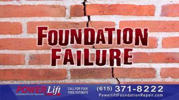 Powerlift Foundation Repair TV Spot, 'Foundation Failure' - Thumbnail 2