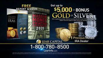 Lear Capital TV Spot, 'Massive Money Printing' - Thumbnail 8