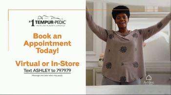 Ashley HomeStore TV Spot, 'Tempur-Pedic: No Interest for Six Years' - Thumbnail 7