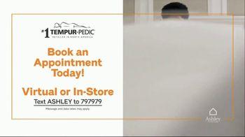 Ashley HomeStore TV Spot, 'Tempur-Pedic: No Interest for Six Years' - Thumbnail 8