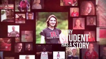 Big Ten Conference TV Spot, 'Faces of the Big Ten: Olympia Martin' - Thumbnail 1