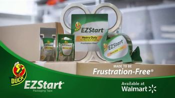 Duck Brand EZStart Packaging Tape TV Spot, 'Packers' - Thumbnail 10
