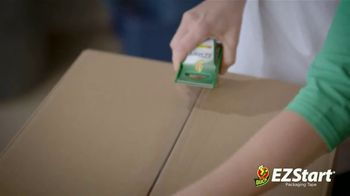 Duck Brand EZStart Packaging Tape TV Spot, 'Packers' - Thumbnail 4