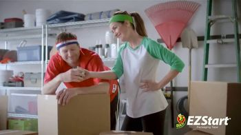 Duck Brand EZStart Packaging Tape TV Spot, 'Packers'