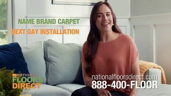 National Floors Direct TV Spot, 'Does Your Carpet Look Tired?' - Thumbnail 4
