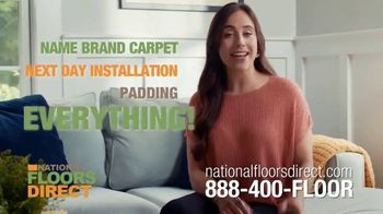 National Floors Direct TV Spot, 'Does Your Carpet Look Tired?' - Thumbnail 5