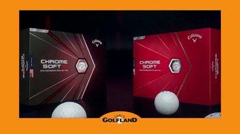 Carl's Golfland TV Spot, 'Callaway Chrome Soft: Modern Tour Ball' - Thumbnail 7