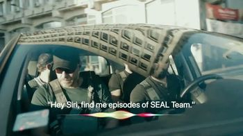 Apple iPhone TV Spot, 'More Seal Team' - Thumbnail 4