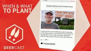 Drury Outdoors DeerCast TV Spot, 'Game Plan'