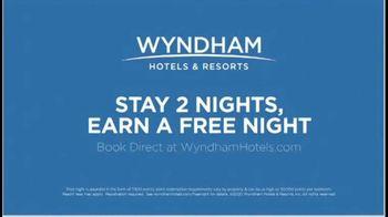 Wyndham Worldwide TV Spot, 'Still Ten Minutes' - Thumbnail 8