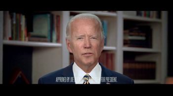 Biden for President TV Spot, 'Tough'