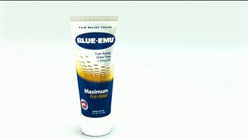 Blue-Emu Maximum Pain Relief TV Spot, 'Dolores musculares' [Spanish] - Thumbnail 1