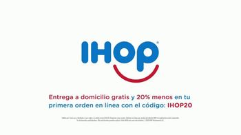 IHOP Ultimate Breakfeasts TV Spot, 'Oso' [Spanish] - Thumbnail 7