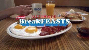 IHOP Ultimate Breakfeasts TV Spot, 'Oso' [Spanish] - Thumbnail 2