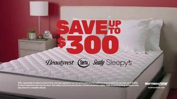 Mattress Firm Summer Save & Sleep Event TV Spot, 'Free Adjustable Base' - Thumbnail 2