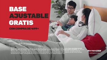 Mattress Firm Evento Summer Save & Sleep TV Spot, 'Ahorra en las mejores marcas' [Spanish] - Thumbnail 5