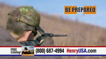 Henry Repeating Arms TV Spot, 'More Important Than Ever'