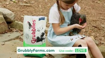 Grubbly Farms TV Spot, 'Healthy and Farm-fresh'